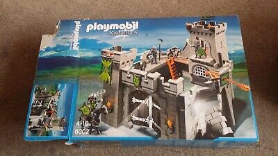 Playmobil Wolf Knights Castle 6002 Boxed,hawk Knights Battle Cannon 6038 Ogre