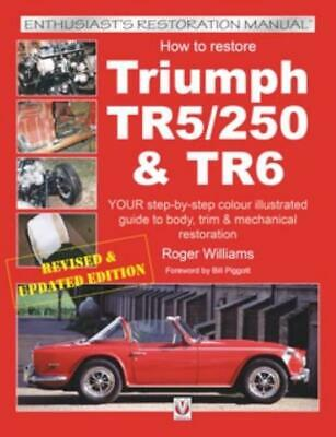 Triumph Tr250 Restoration Project Very Rare