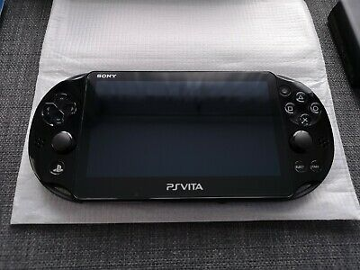 SONY PS VITA Slim PCH-2003, Excellent Condition, Boxed with all accessories