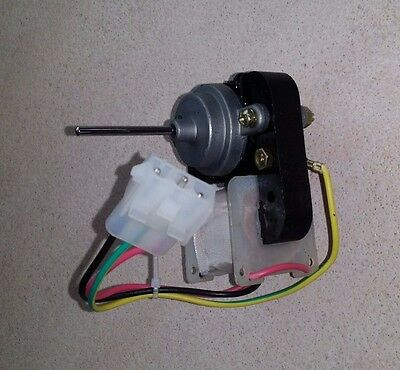 WR60X10168 GE, Hotpoint Refrigerator Condenser Fan Motor PS967022, 4 pack