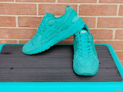 buy online fd61e 9fc66 MEN'S ASICS GEL-KAYANO Trainer Athletic Tennis Shoes Size 12 Spectra Green  H6C0L