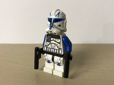 Lego Star Wars Minifigure Captain Rex Set 75012 Phase 2 501st
