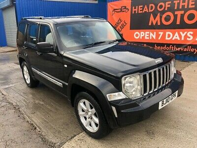 Jeep Cherokee limited 10 plate diesel full service history