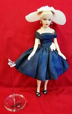 "11"" Tiny Kitty Collier Blond Hair in FEMME FATALE dress w / hat Robert Tonner"
