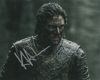 Kit Harington Game of Thrones signed autographed  8x10 photo L195