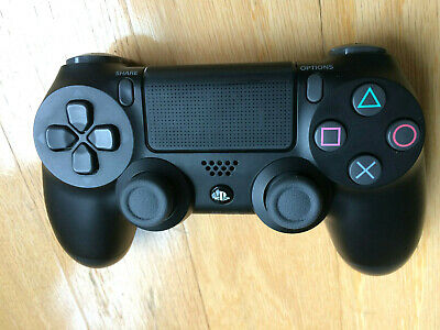 Sony PS4 PlayStation 4 DualShock 4 Wireless Controller - Black