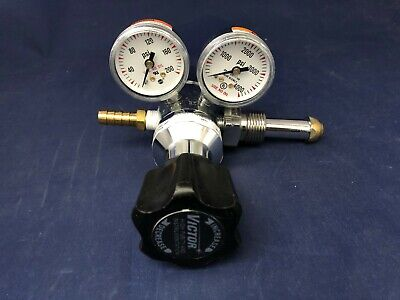 Victor HPT100-125-580-4F Compressed Gas Regulator