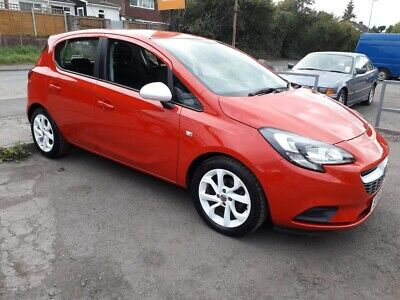 Vauxhall corsa 15 plate long mot very low mileage only 18k