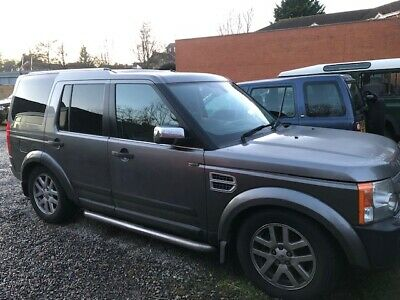 2007 Land Rover Discovery TDV6 XS Spares or Repairs