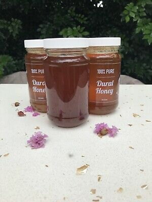 100% Raw Australian Cold pressed Honey 500 grams Direct from the Beekeeper