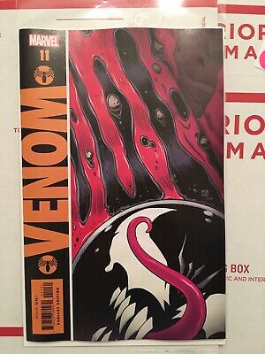 "Venom #11 Dave Gibbons ""watchmen"" Variant Cover - Marvel Comics/2019🔥"