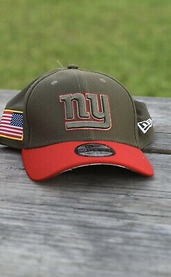 e9499ba2a4c NFL NEW YORK Giants Salute to Service Hat Cap New Era Stretch Fitted ...