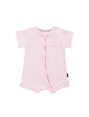 BNIB BONDS Wondersuit Zip Romper Baby Zippy Onepiece sz 2 Girls Short sleeves