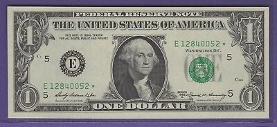 1969A  Federal Reserve **star** Note One Dollar Bill..$1.00..052