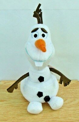 TY BEANIE BABIES Olaf the Snowman Disney Frozen Plush Stuffed Toy ... 960e894a16c6
