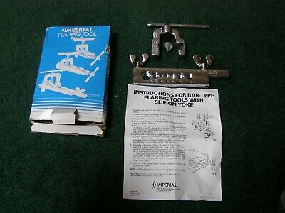 Imperial No.195-FC 45 degree Flaring tool new in box