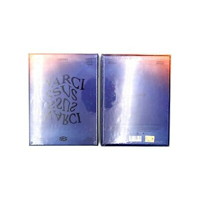 [SF9]6th mini album/NARCISSUS/Emptiness Version(Navy)/new, sealed