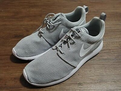 los angeles f37ce 61eeb NIKE ROSHE ONE Men's Shoes Wolf Grey/White 511881-023 size 10.5