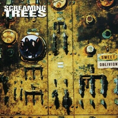 Sweet Oblivion by Screaming Trees (CD, Feb-2008, Sony BMG) *NEW* *FREE Shipping*