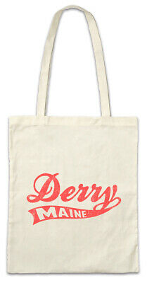 LOSERS CLUB Logo Derry Maine Georgie/'s Boat IT Pennywise Stephen King Tote Bag