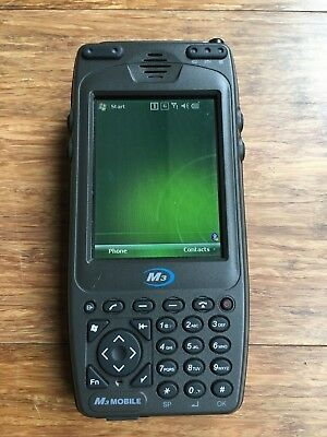 M3 Mobile Sky Rugged PDA with RFID reader MC-7510S Windows Mobile- Boxed