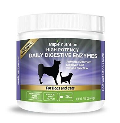 Ultimate Dog Cat Pet Nutrition Health Supplement Digestion Nutra Powder Thrive 1