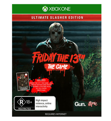 **** XBOX ONE- GAME - Friday the 13th Ultimate Slasher Ed   - BRAND NEW & SEALED