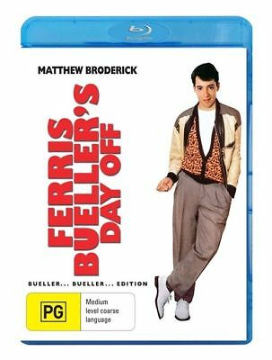 Ferris Bueller's Day Off (Blu-ray, 2009)BRAND NEW & SEALED