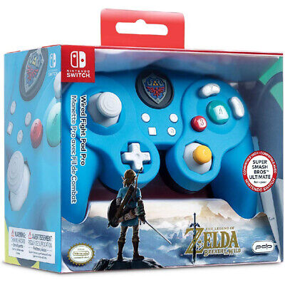 Nintendo Switch PDP Link Wired Fight Pad Pro Controller - BRAND NEW