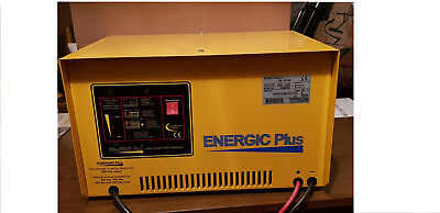 *NEW*ENERGIC PLUS Traction battery charger RE-SERIES 24-50