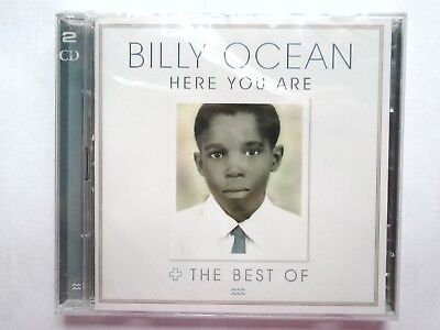Billy Ocean The Best Of - Here you Are - CD  New & Sealed