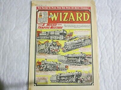 August 15th 1959, THE WIZARD, Locomotives, Railway Recognition, Cha Cha Charlie.