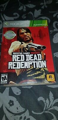Red Dead Redemption for Xbox 360 PAL