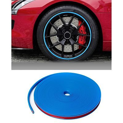 Protection Rim Blue For 4 Rims Up To 19 Inch Contours Edge Color