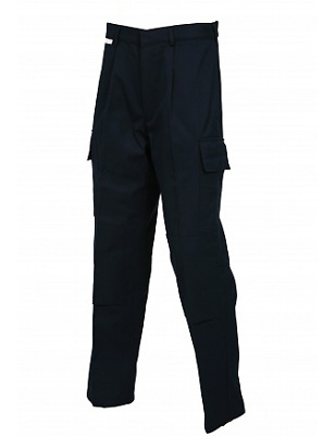 Protal® inherent Arc Fire Retardant AntiStatic Cargo Trousers Navy FRA214HCA