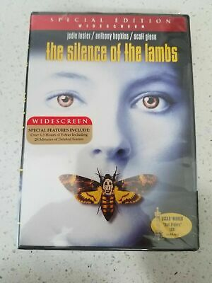 The Silence of the Lambs (DVD) ~  Special Edition ~ BRAND NEW SEALED ~ FREE SHIP