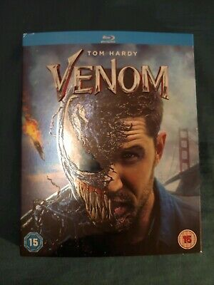 Venom Blu-Ray Tom Hardy