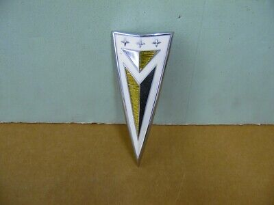 Pontiac Bonneville Catalina Star Chief Deck Lid Arrowhead 1963 New    21