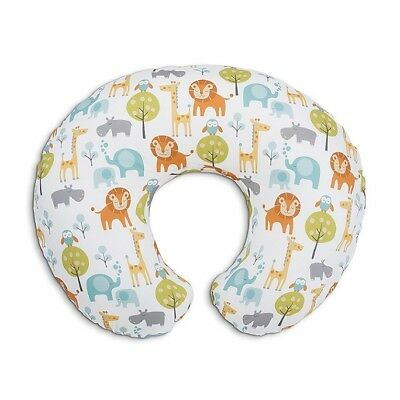 Cuscino Allattamento Chicco Boppy-Jungle