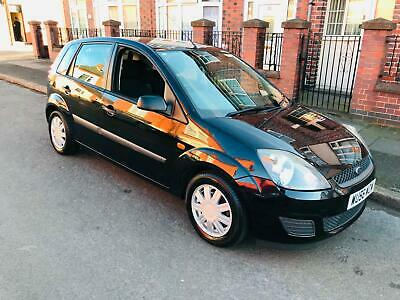 Ford Fiesta 1.25 2006.5MY Style Climate