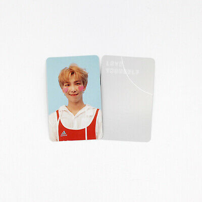 [BTS]Repackage Album-LOVE YOURSELF 結 'ANSWER' F version Photocard/RM pc