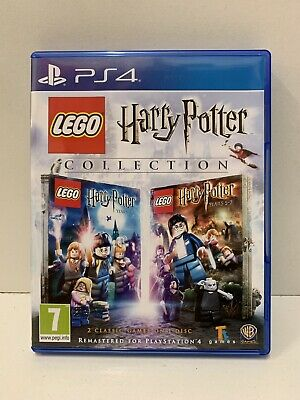 Lego Harry Potter Collection : PS4 : Mint Condition : FAST & FREE P&P