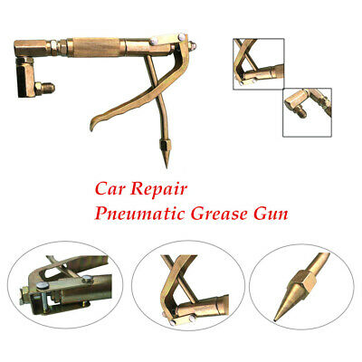 Universal Auto Pneumatic Handheld Manual control Grease Gun Oiling Machine 1pc