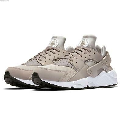 f4029e8fb328c NIKE AIR HUARACHE Run Cobblestone Off White Tan Khaki Beige 318429 ...
