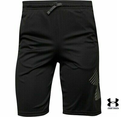 Under Armour Renegade Solid Shorts Junior Boys > Black > Ages 13yrs > REF E74