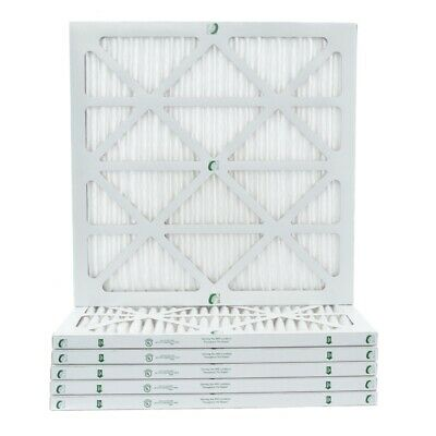 12x12x1 MERV 13 Pleated Air Filters. 12 PACK. Actual Size: 11-1/2 x 11-1/2 x 7/8