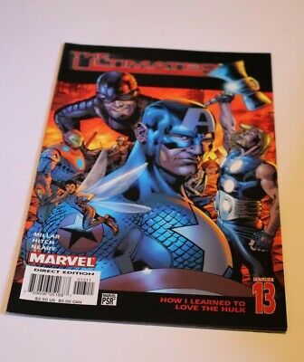 The Ultimates #13 2004 Marvel Comics