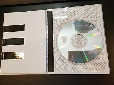 MAMAMOO [PIANO MAN] 1st Single Album CD+Photo Book K-POP SEALED