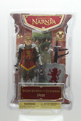 """Disney The Chronicles of Narnia """"PETER"""" Action Figure RARE The Lion The Witch"""