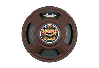 "Warehouse Speakers Veteran 10 20W 10"" Guitar Speaker, 8 ohm"